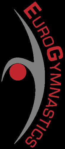 EuroGymnastics Rhythmic Academy Logo